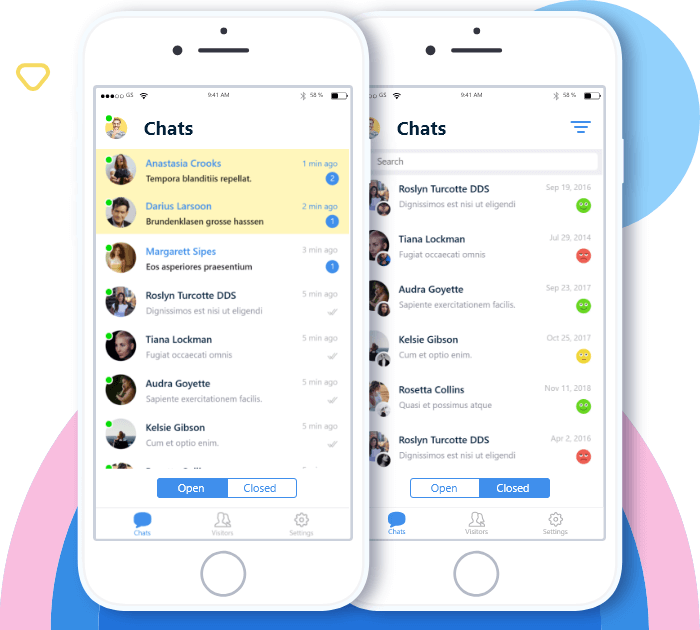 chat mobile app